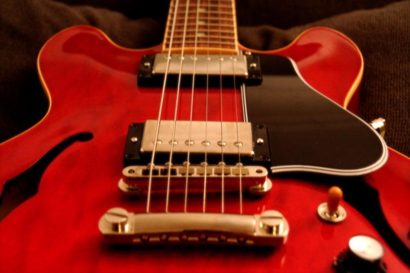 Léna - Gibson Custom Shop ES 339