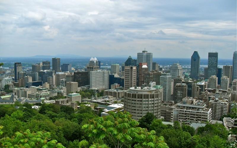 Troisième jour de balade dans Montréal avant Boston