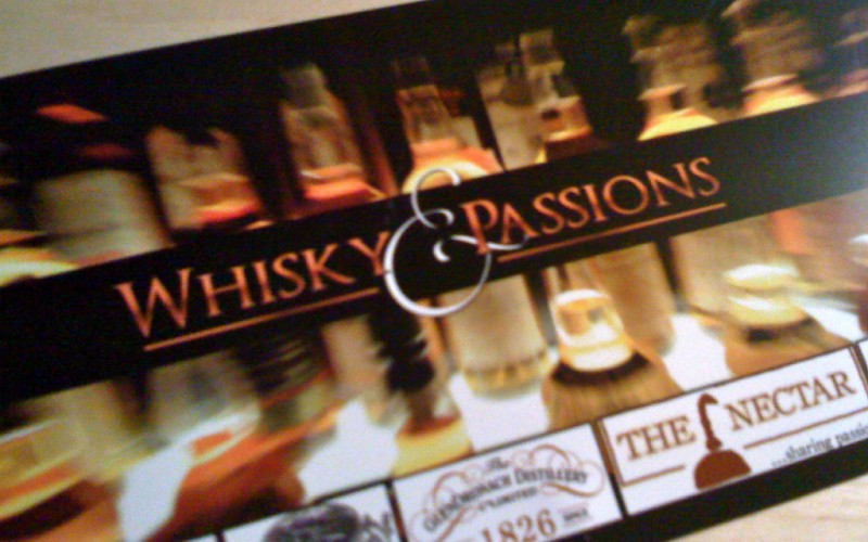 Whisky & Passions