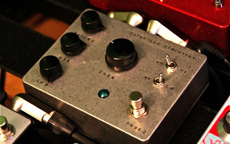 Fairfield Circuitry Randy s Revenge Ring Modulator