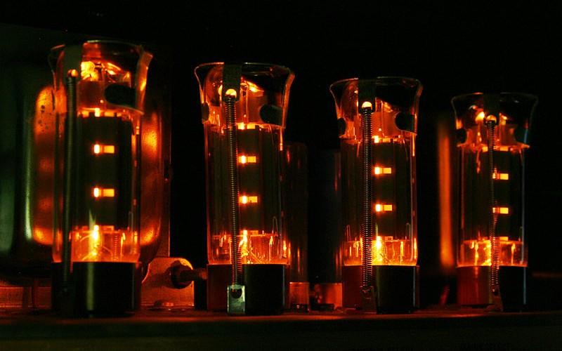Changer les lampes de son amplificateur