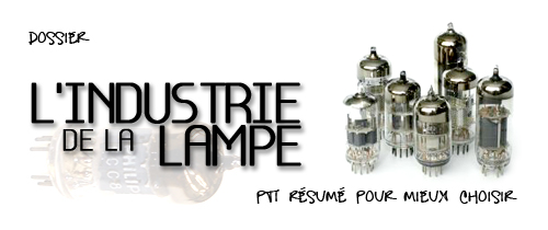 Dossier - L'industrie de la Lampe by MXV.be
