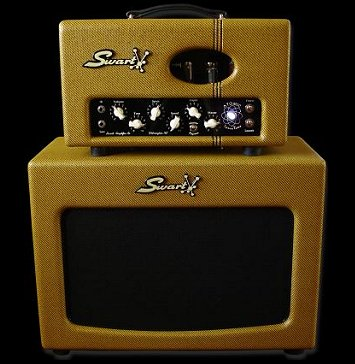 Swart - AST Atomic Space Tone Head MKII + cab