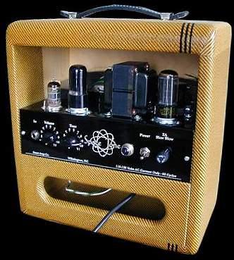 Swart - Space Tone 6V6se