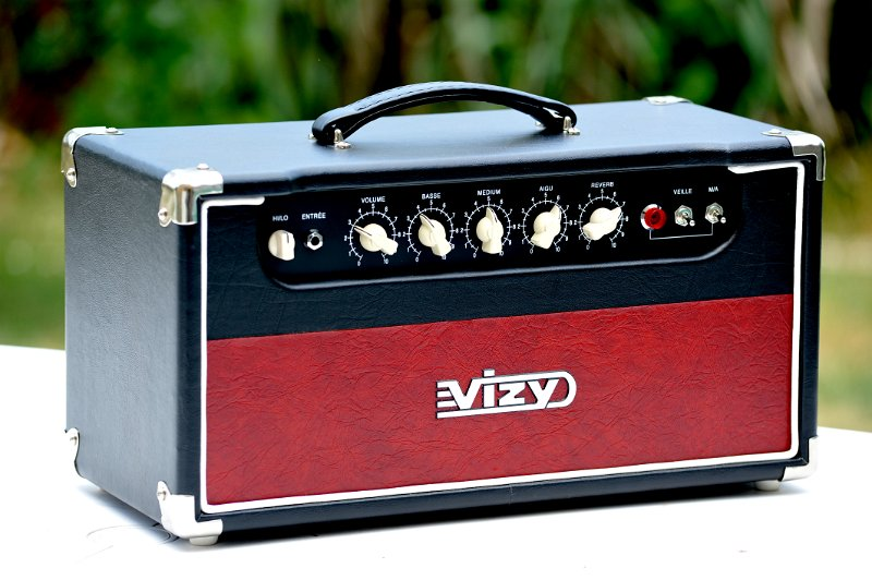 Vizy Amps - Deluxe