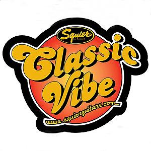 squier classic vibe logo
