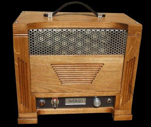 Vizy Amp (harmonica)