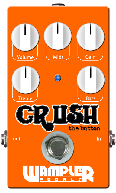 Preview Wampler Crush the Button limited