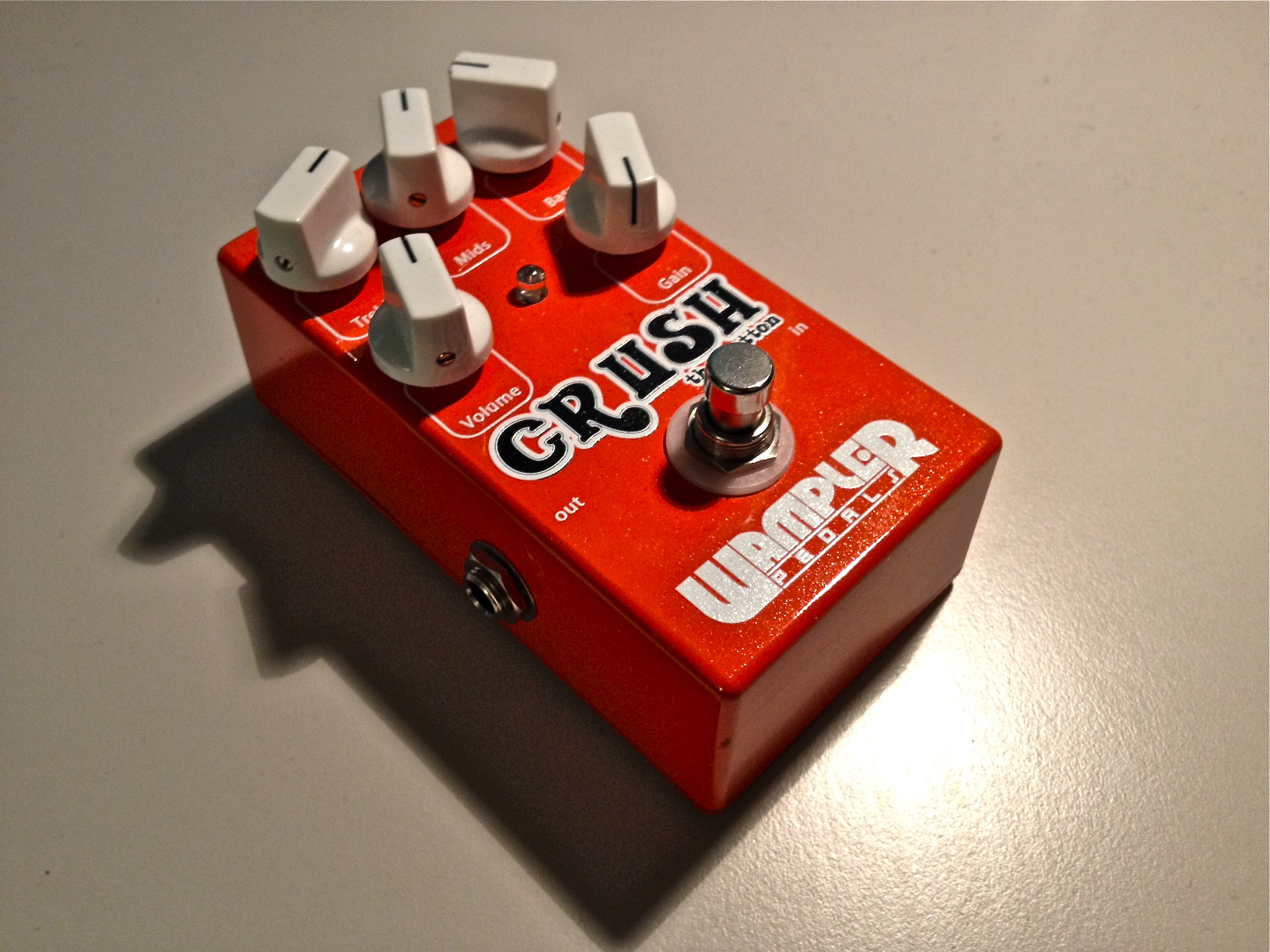Wampler Crush the button Limited
