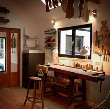 Atelier de Mathieu Boulet