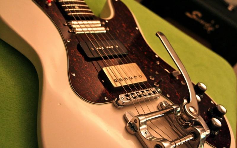 Fender TeleStrat Custom