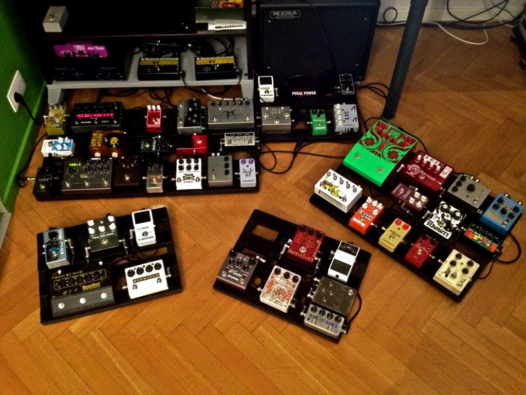 FXFloor 2013 full boards