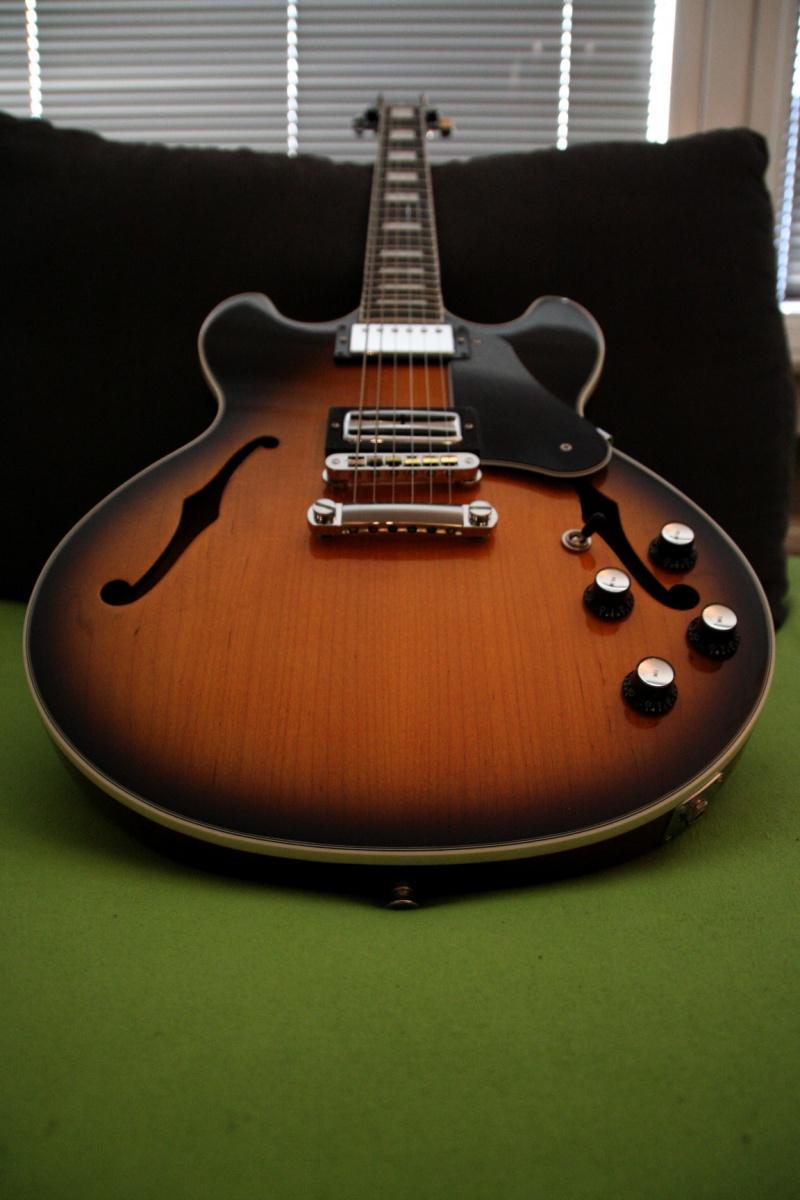 Gibson Midtown Custom Sunburst