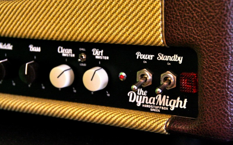 HSBOX The DynaMight by FX amps