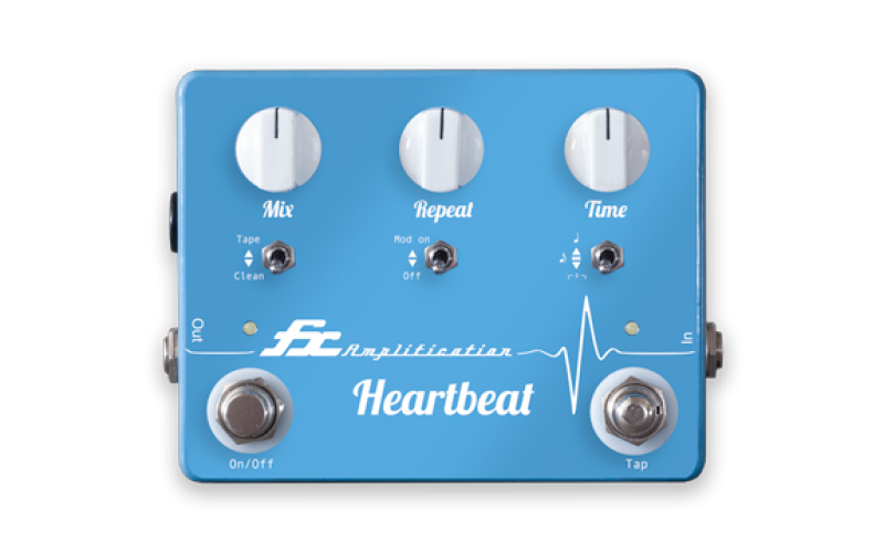 Fx amps Heartbeat Delay en financement !