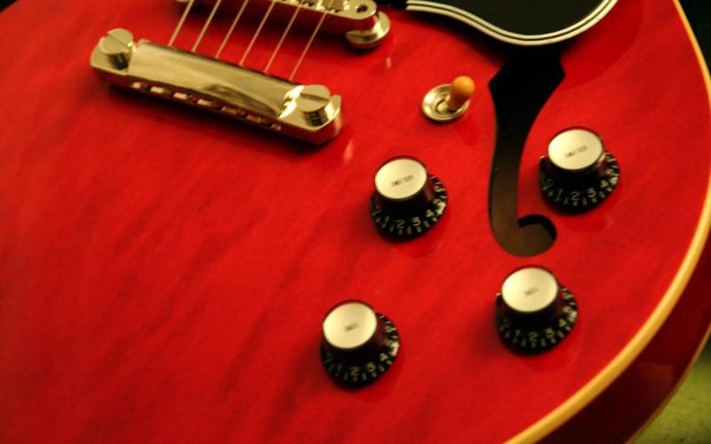 Gibson ES 339 Custom Shop – Lena est la