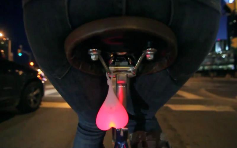 Bike Balls – L'élégance au service de la sécurité du cycliste