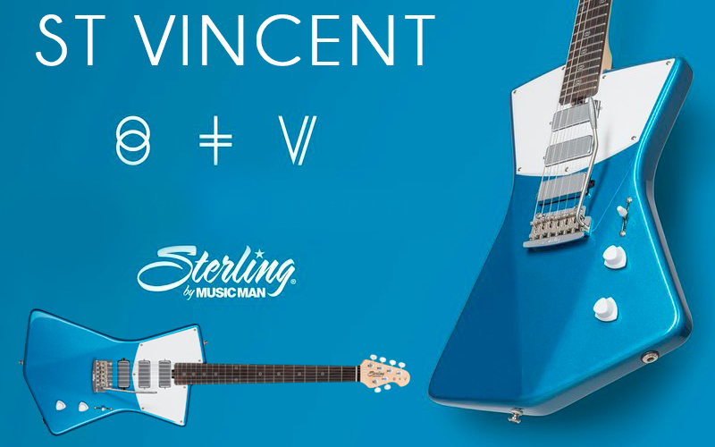 Sterling St Vincent Signature STV60