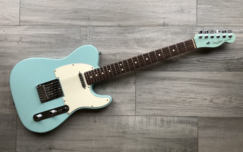 Fender American Standard Telecaster Limited Edition Matching Headstock