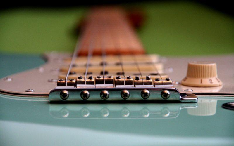 Fender Stratocaster 50's Heartbreaked