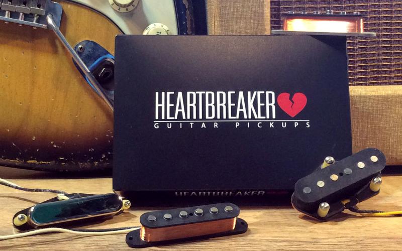 Heartbreaker Pickups