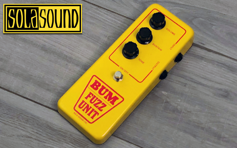 Sola Sound CA Bum Fuzz Unit