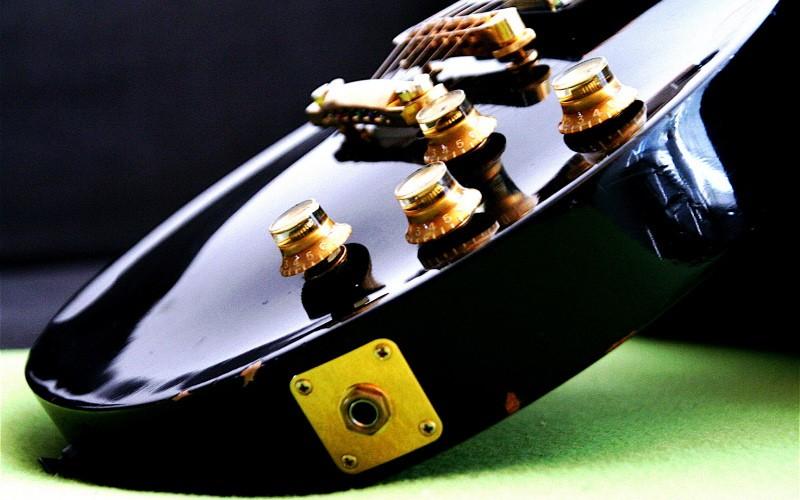 Gibson Les Paul Studio P90 Bare Knuckle
