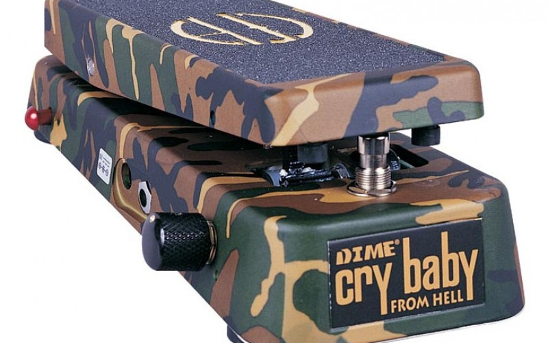 Dunlop Dime Cry Baby From Hell – Dimebag Darrell signature