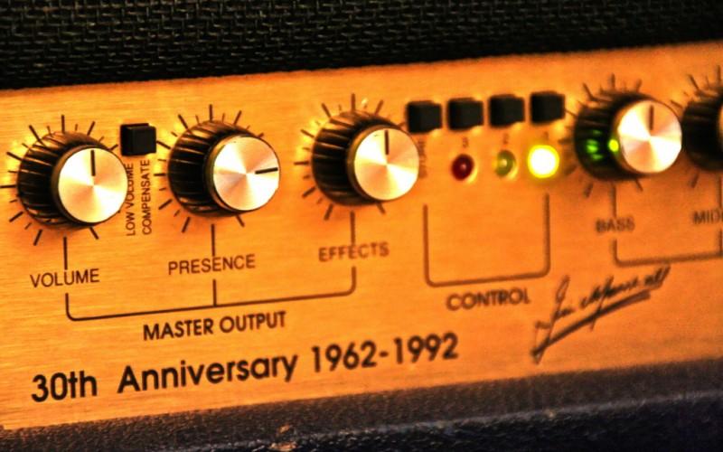 Marshall 6100 30th anniversary 1992
