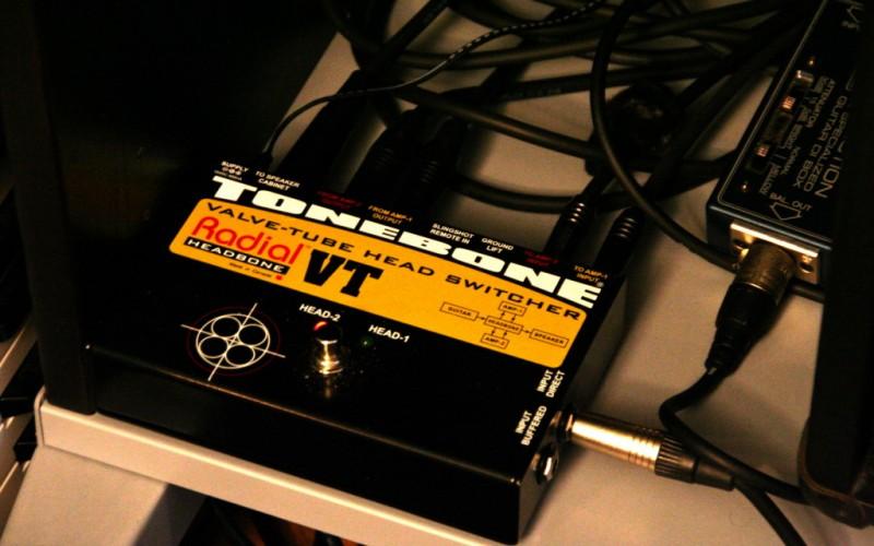 Radial Tonebone Headbone ValveTube