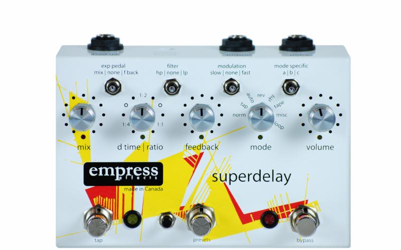 Empress Super Delay