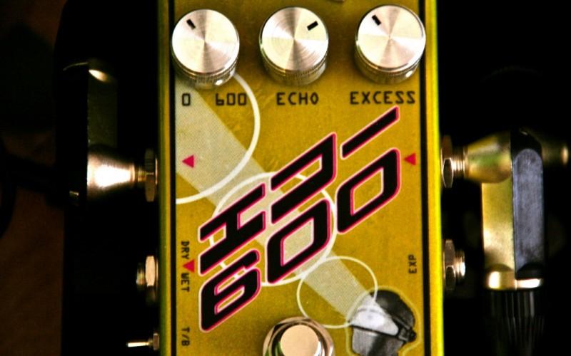 Malekko ECHO 600 Bright