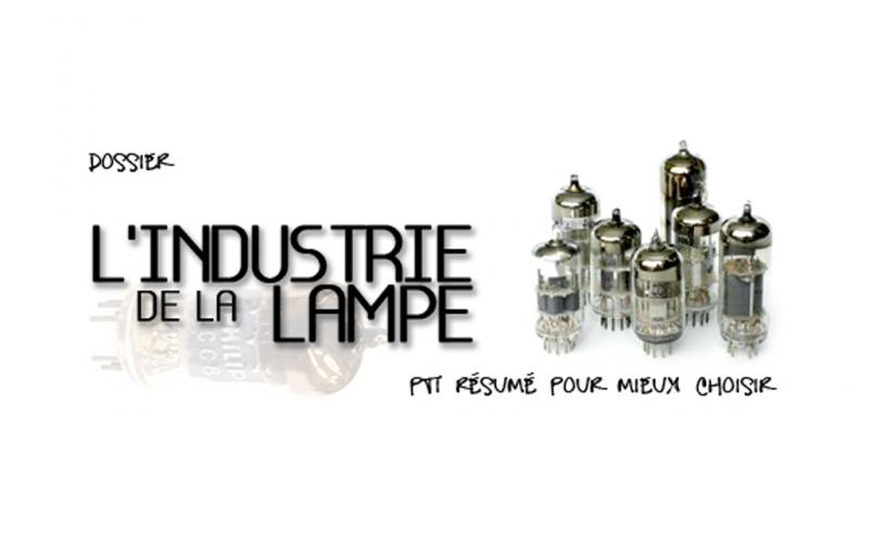 L'Industrie de la lampe