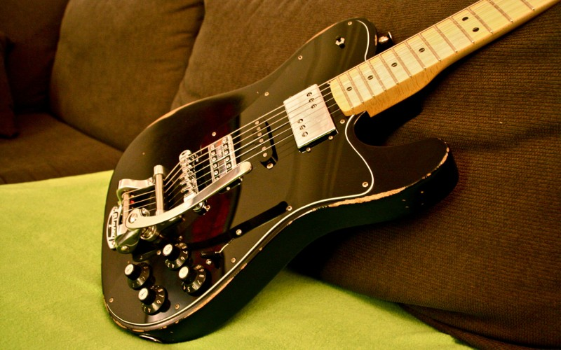 Fender Telecaster 72 Deluxe – Telestrated