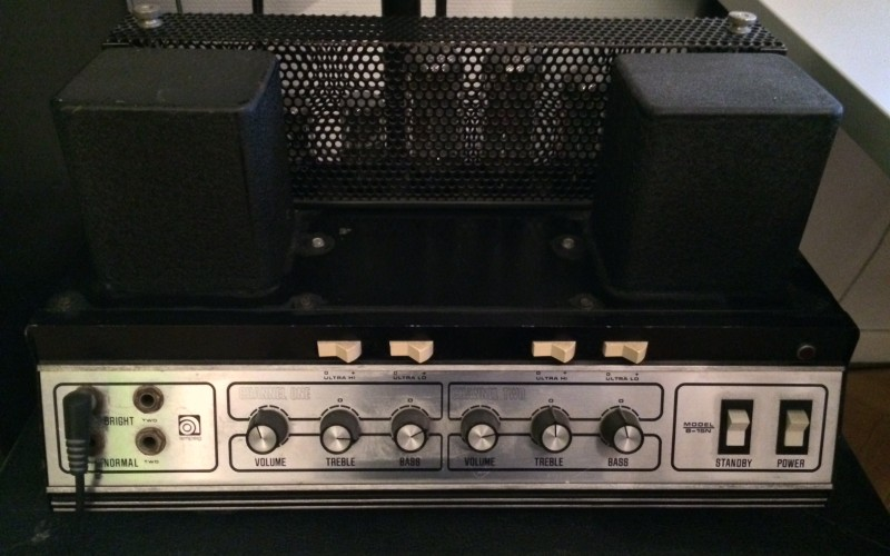 Ampeg B-15N