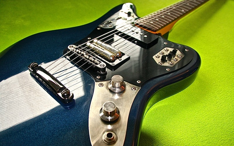 Fender Jaguar JGS Special Gun Metalic Blue