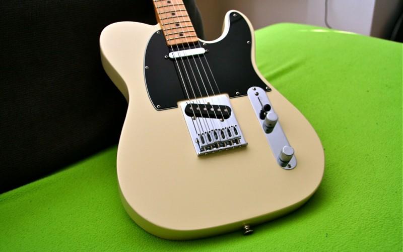 Fender Telecaster Suhr Butterscotch