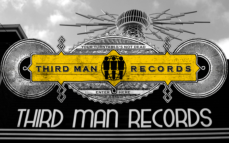 Third Man Records Vault Package