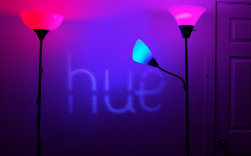 Philips HUE : ambiance assurée !