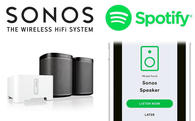 Sonos & Spotify