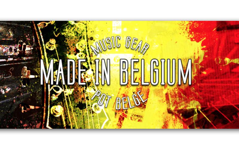 Les créateurs d'instruments en Belgique #MadeInBelgium