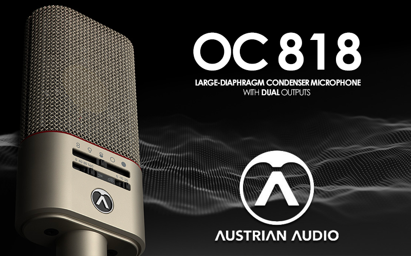 Austrian Audio OC818