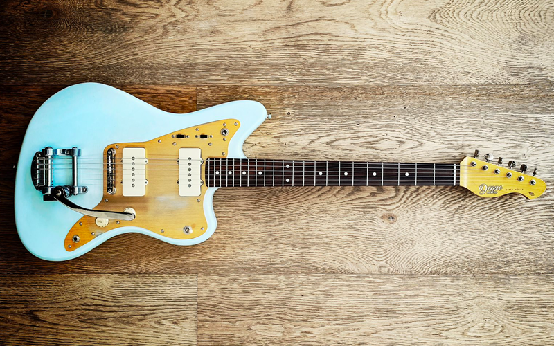Denzo Custom Jazzmaster – Dirty Molly