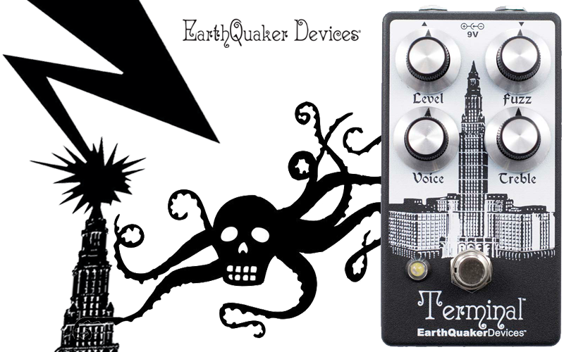 EarthQuaker Terminal Fuzz